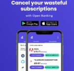 Lean App (Cancelling subscriptions automatically using Open Banking)